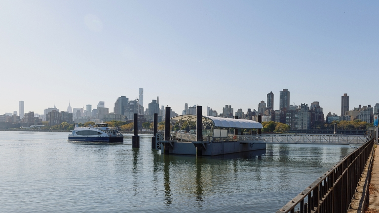NYC Ferry to Extend Astoria Route to Serve East 90th Street in Upper Manhattan